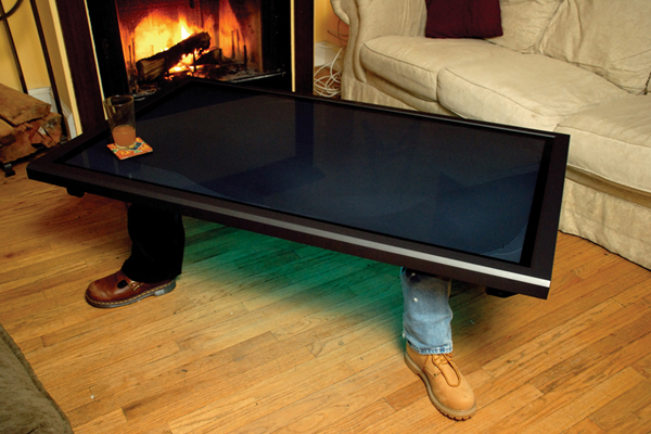 TV Table With Legs